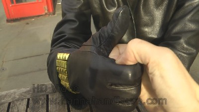 Jenny-holding-hands-girls-in-leather-gloves